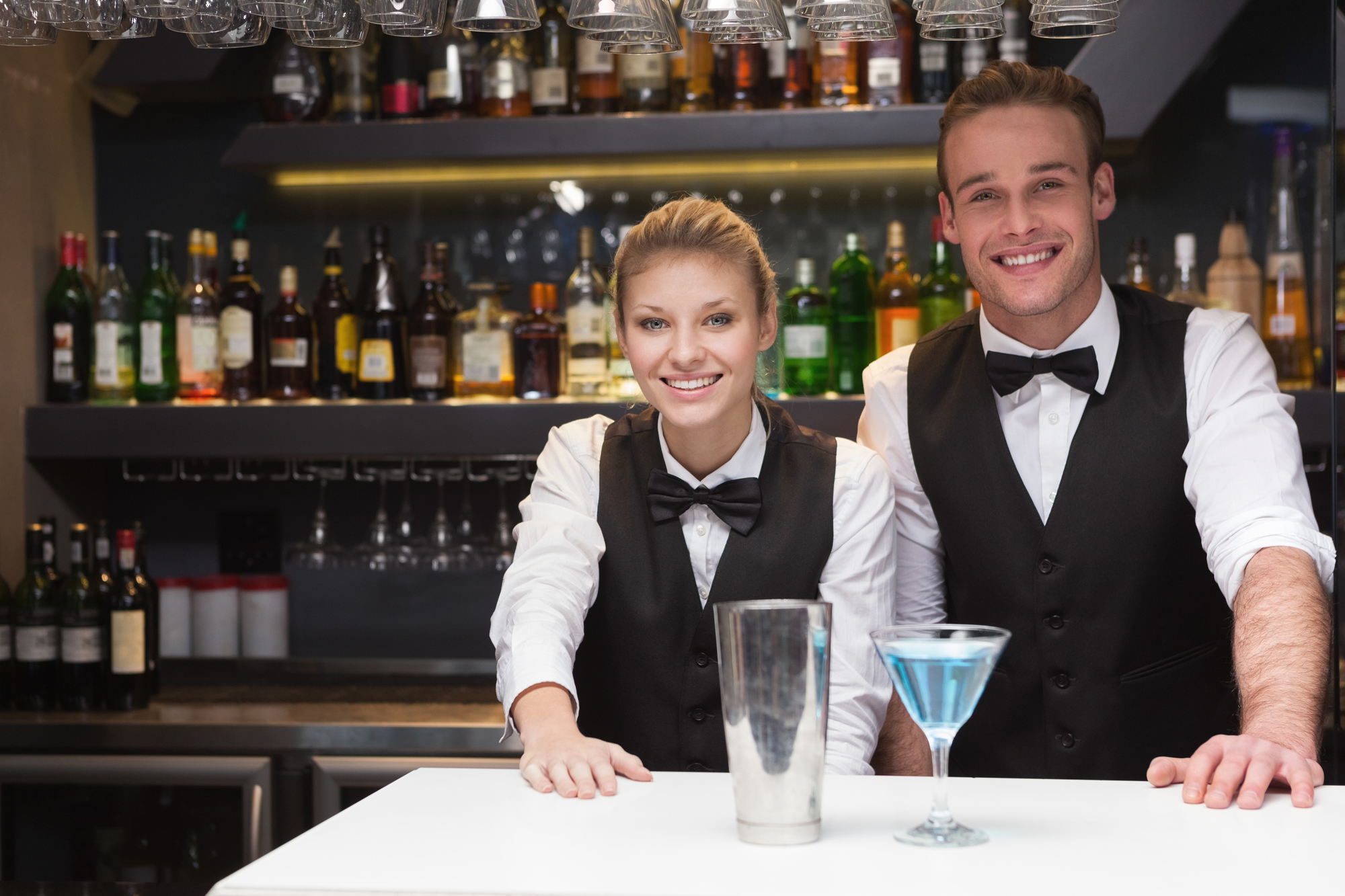 Mint  Bartender Hire