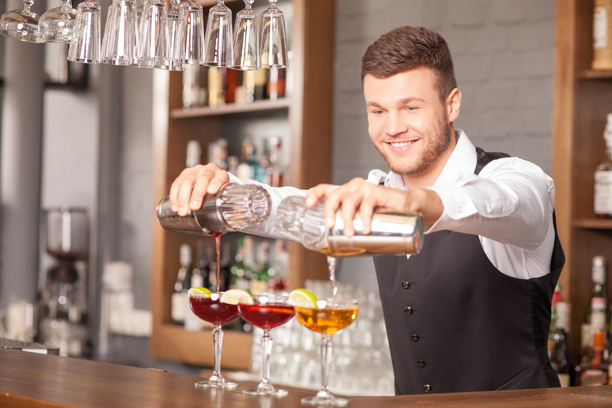 Mint Bartender Training