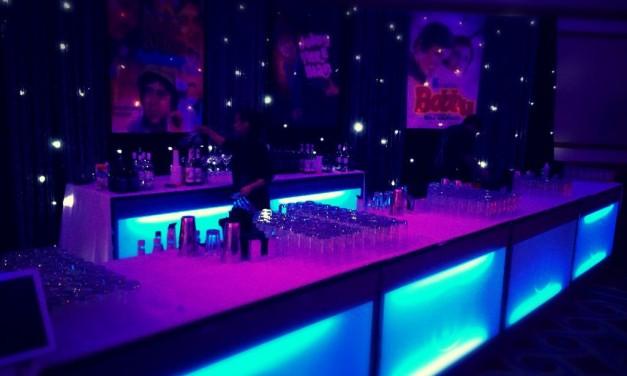 LED Mobile Bars